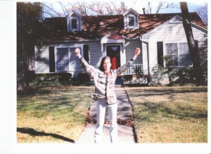 Family homes, four. 2004; color photograph