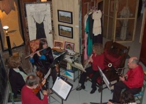 MVSEVM EVENT The Catskill Chamber Orchestra Musicians performance