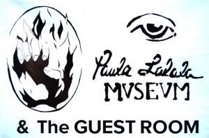 MVSEVM & Guest Room Sign