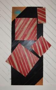 Scott Fulmer Velcro Painting